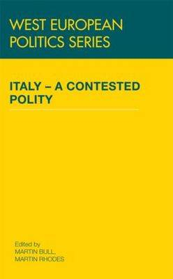 Italy - A Contested Polity book
