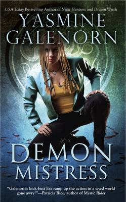 Demon Mistress book
