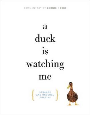 Duck is Watching Me book