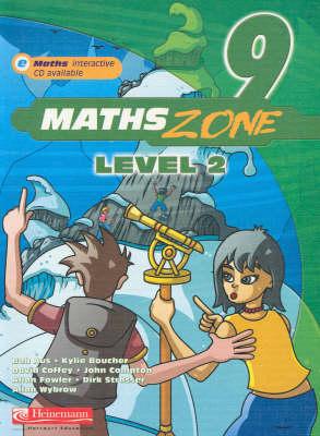 Maths Zone 9 Intermediate by Kylie Boucher