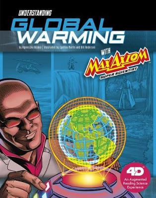Understanding Global Warming with Max Axiom Super Scientist book