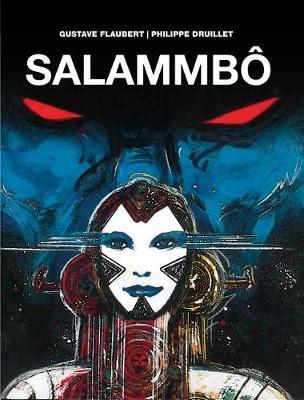 Salammbo by Philippe Druillet