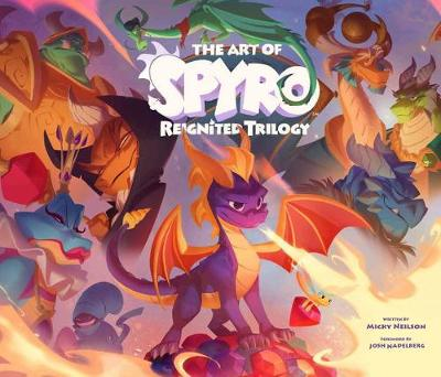 The Art of Spyro: Reignited Trilogy book