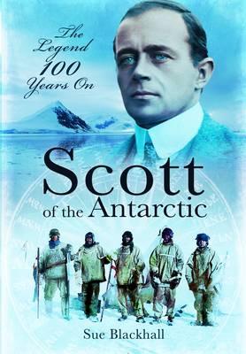 Scott of the Antarctic book