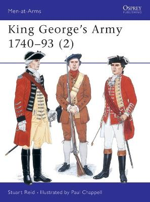 King George's Army, 1740-93 book