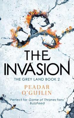 Invasion by Peadar O'Guilin