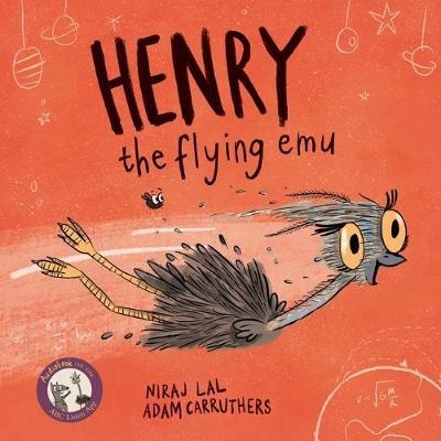 Henry the Flying Emu book
