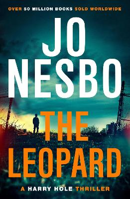 The Leopard: Harry Hole 8 book
