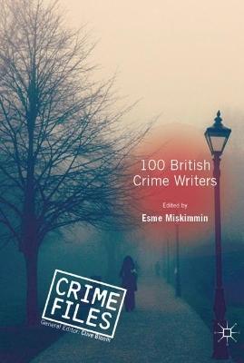 100 British Crime Writers book