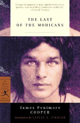 Mod Lib Last Of The Mohicans book
