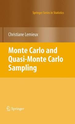 Monte Carlo and Quasi-Monte Carlo Sampling by Christiane Lemieux