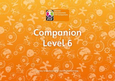 PYP Level 6 Companion single by Jackie Holderness