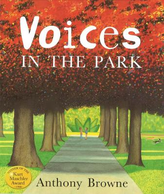 Voices In The Park book