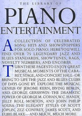 Library Of Piano Entertainment by Amy Appleby