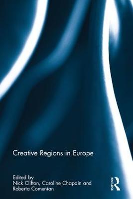 Creative Regions in Europe book