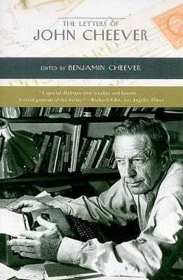 Letters of John Cheever by John Cheever
