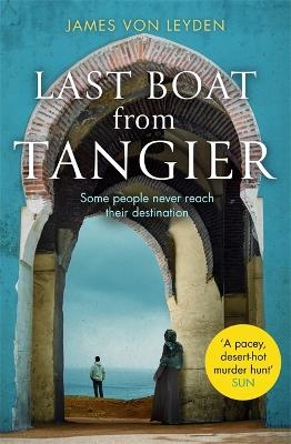 Last Boat from Tangier book