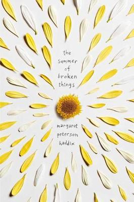 Summer of Broken Things by Margaret Peterson Haddix