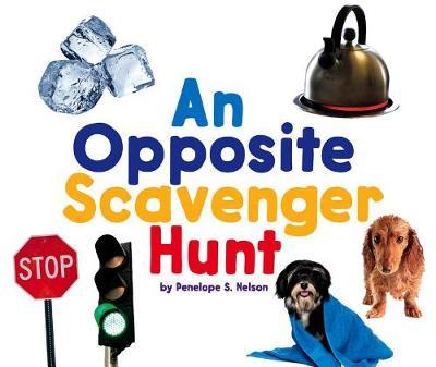 An Opposite Scavenger Hunt by Penelope S. Nelson