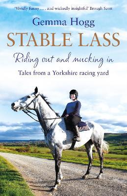 Stable Lass by Gemma Hogg