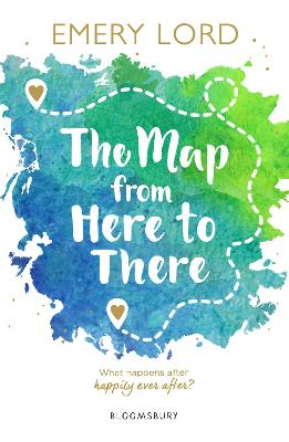 The Map from Here to There book