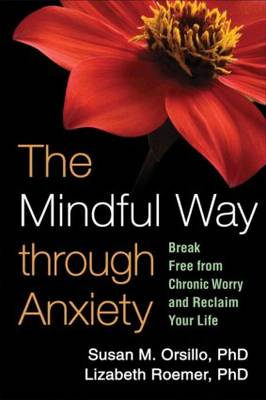 Mindful Way through Anxiety book