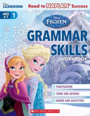 Disney Learning Workbook: Frozen Level 1 Grammar Skills book