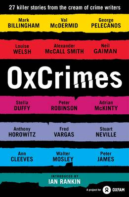 OxCrimes by Peter Florence