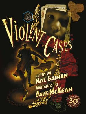 Violent Cases - 30th Anniversary Collector's Edition book