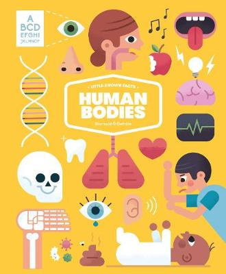 Little-known Facts: The Human Body by Diarmuid O Cathain