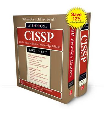 CISSP Boxed Set 2015 Common Body of Knowledge Edition by Shon Harris