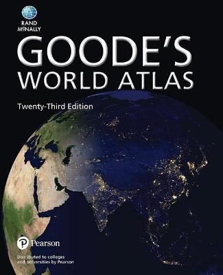 Goode's World Atlas by Rand McNally