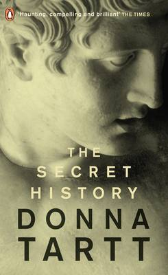 The The Secret History by Donna Tartt