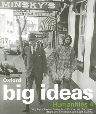 Oxford Big Ideas Humanities 4 VELS Edition by Tony Taylor