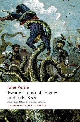 Twenty Thousand Leagues under the Seas book