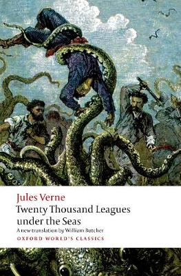 Twenty Thousand Leagues under the Seas by Jules Verne