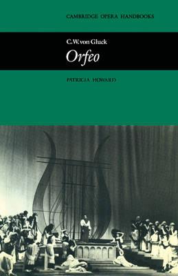 C. W. von Gluck: Orfeo book
