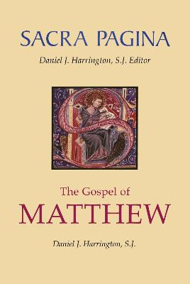 Sacra Pagina by Daniel J. Harrington, SJ