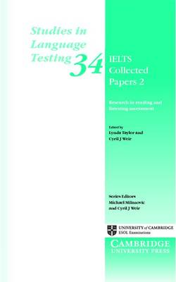 IELTS Collected Papers 2 by Lynda Taylor