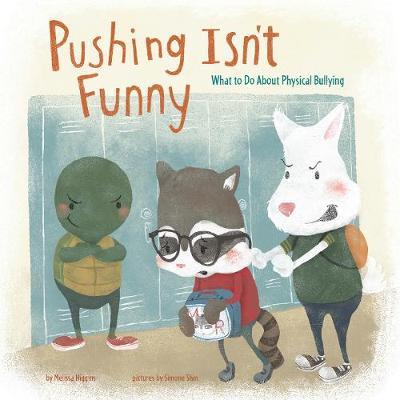Pushing Isn't Funny book