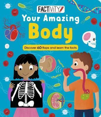 Factivity Your Amazing Body: Discover 60 Flaps and Learn the Facts by Parragon Books Ltd