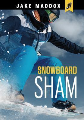 Snowboard Sham by Jake Maddox