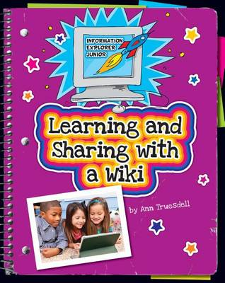 Learning and Sharing with a Wiki book