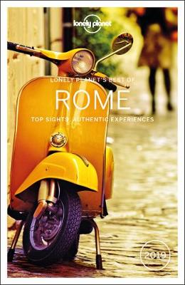 Best of Rome 2019 by Lonely Planet
