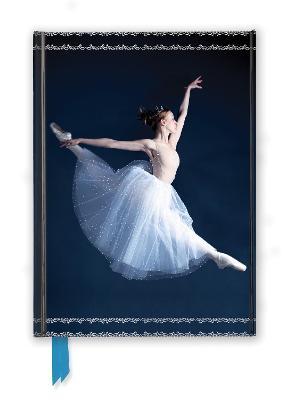 Ballet Dancer (Foiled Journal) by Flame Tree Studio