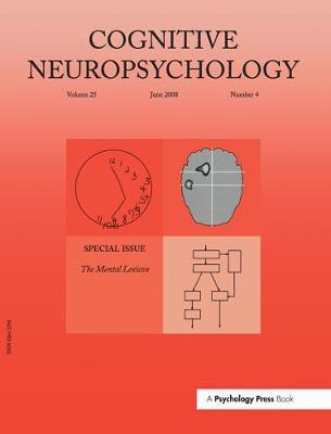Mental Lexicon book
