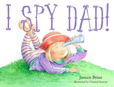 I Spy Dad! book