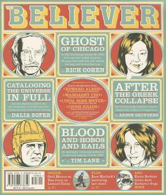Believer, Issue 101 by Heidi Julavits