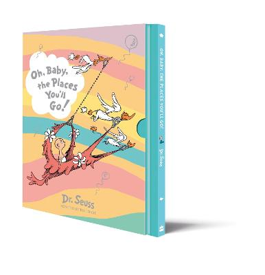 Oh, Baby, The Places You'll Go! Slipcase edition book