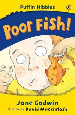 Aussie Nibble: Poor Fish by Jane Godwin